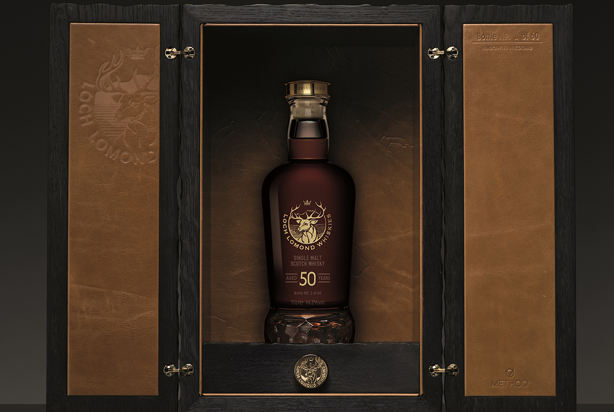 Very Expensive Whisky: Loch Lomond 50 Year