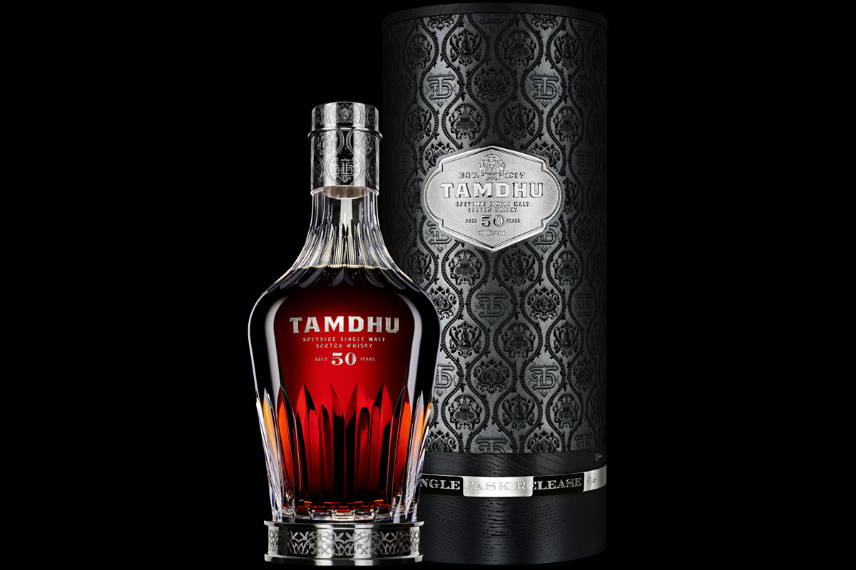 Very Expensive Whisky: Tamdhu 50 Year