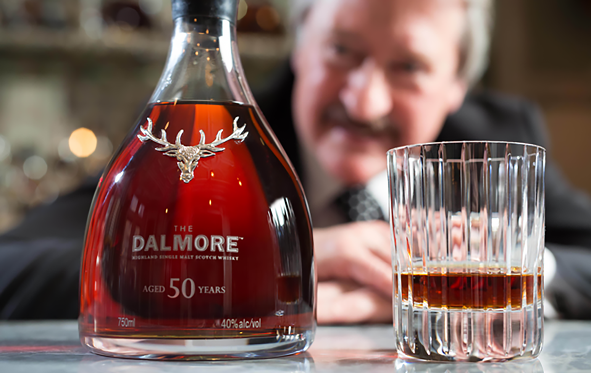 Very Expensive Whisky: Dalmore 50 Year