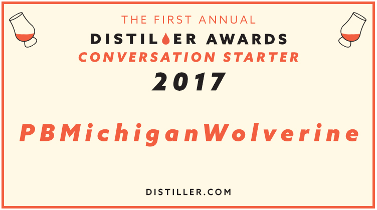 Distiller Awards 2017: Conversation Starter