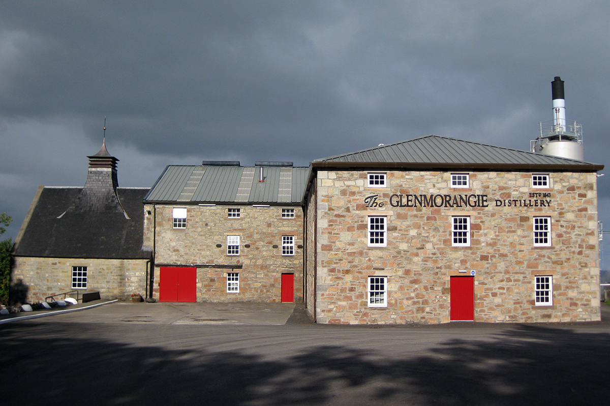 Scotch Whisky Regions: Glenmorangie Distillery