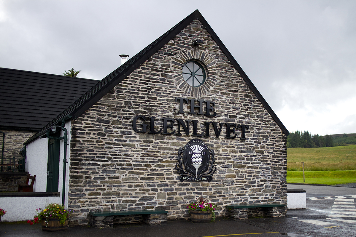 Scotch Whisky Regions: Glenlivet Distillery