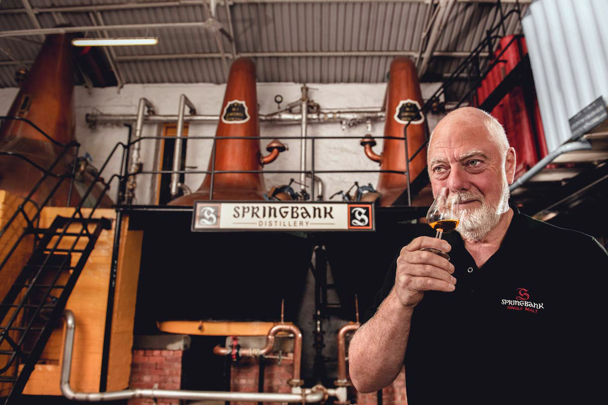 Scotch Whisky Regions: Springbank Distillery
