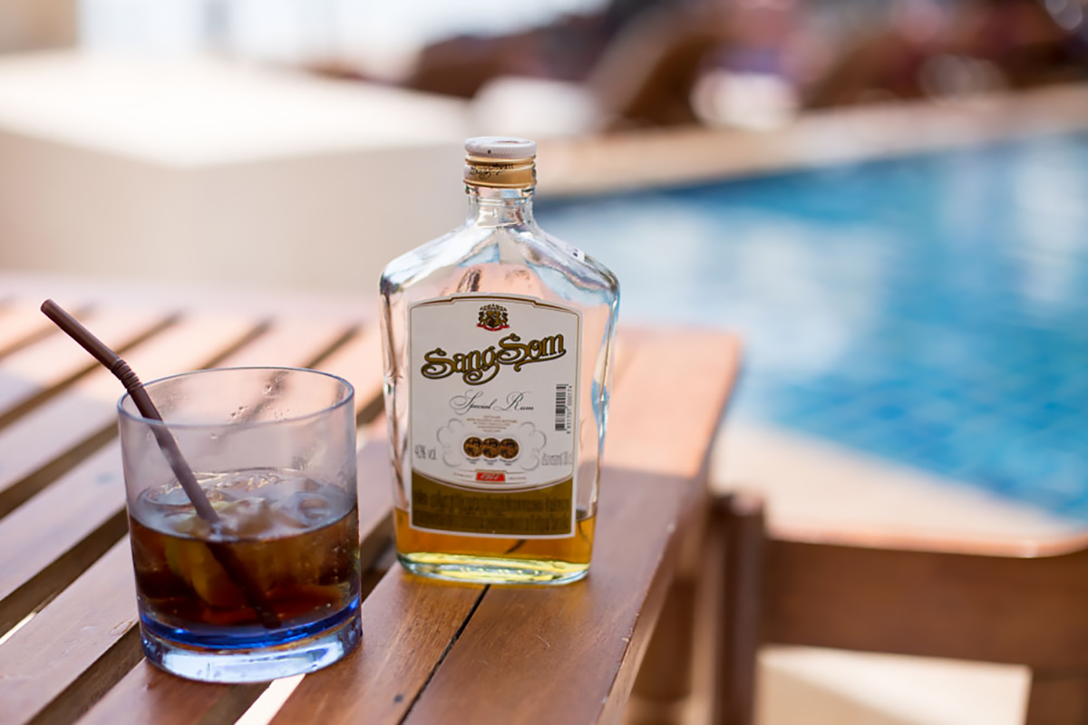 Rums from Around the World: SangSom Special Rum
