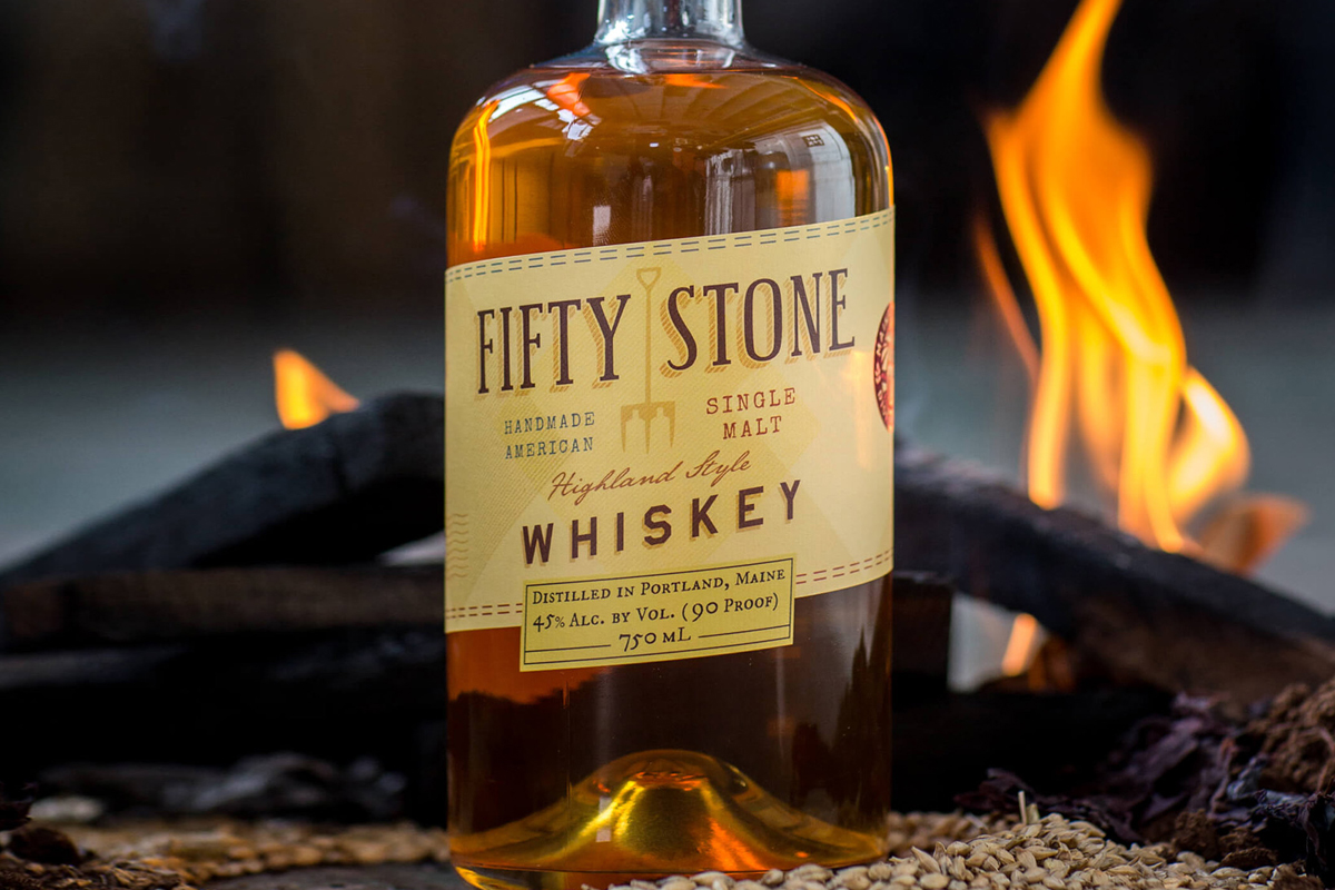 Fifty Stone Single Malt