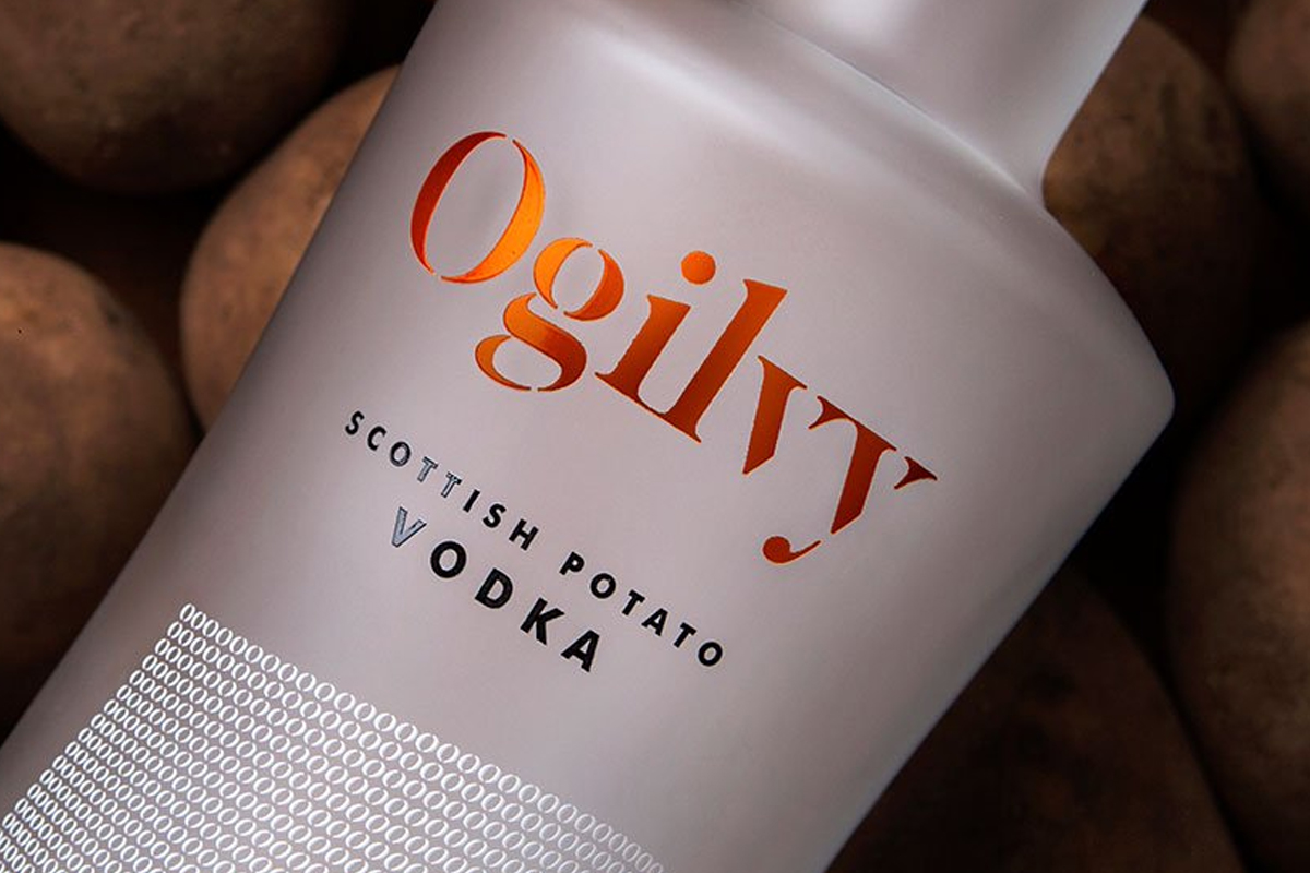 Scottish Vodka: Ogilvy Scottish Potato Vodka