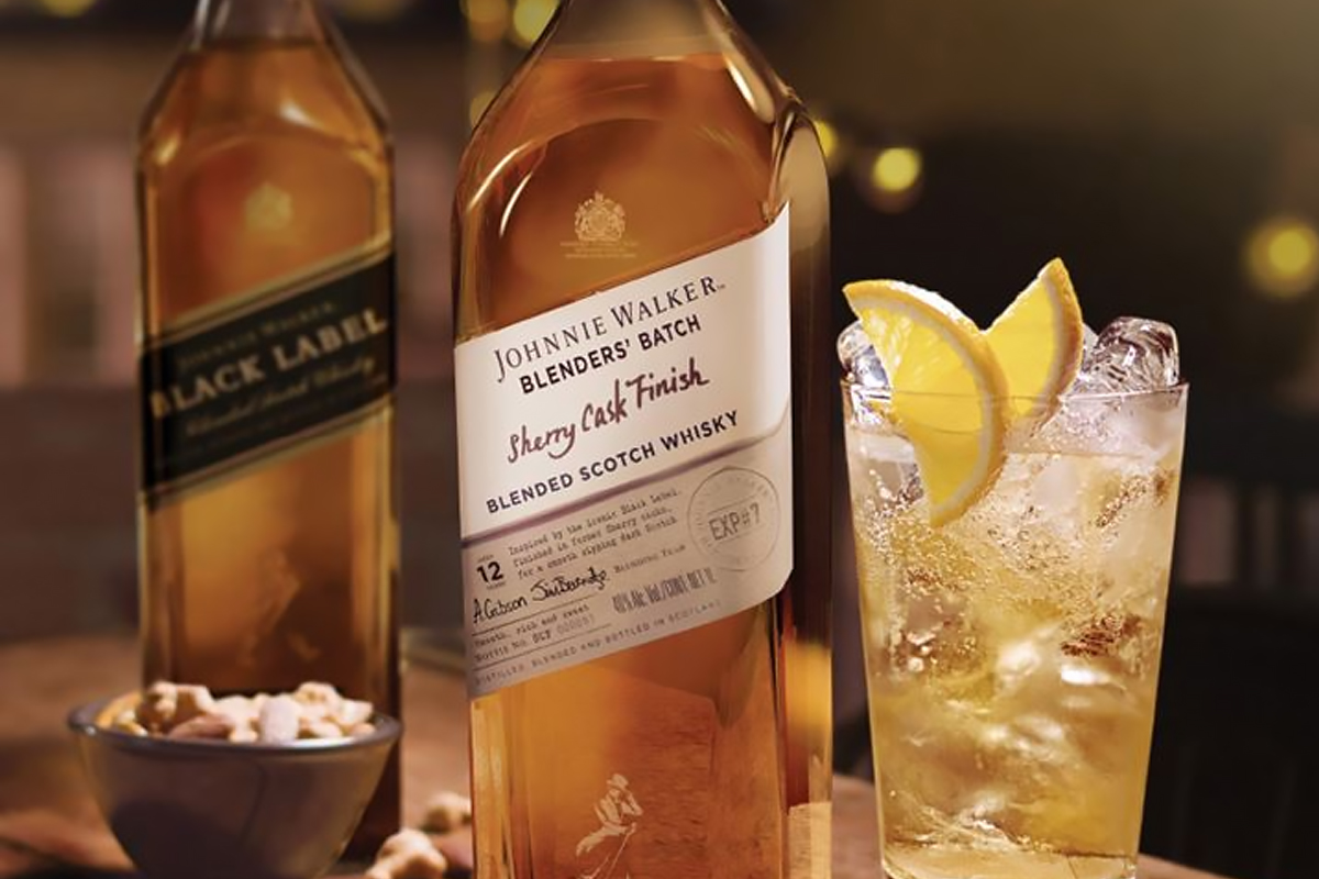 Johnnie Walker Blenders' Batch Sherry Cask Finish