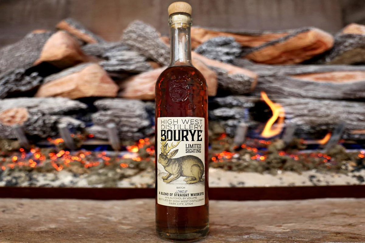 High West Bourye (2018 Release)