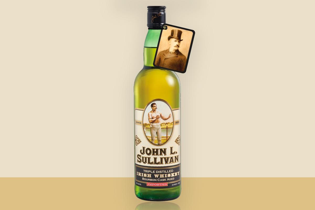 John L Sullivan Irish Whiskey