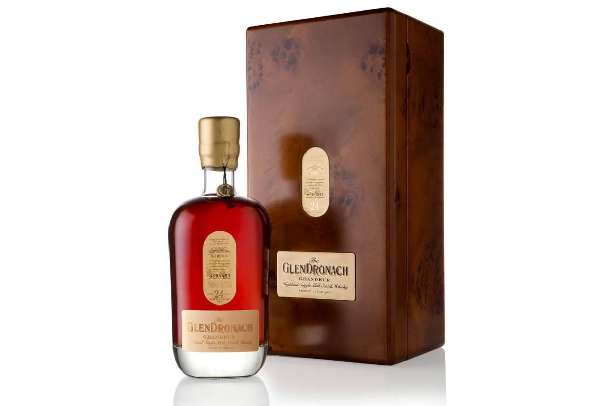 GlenDronach Grandeur 24 Year Batch 9