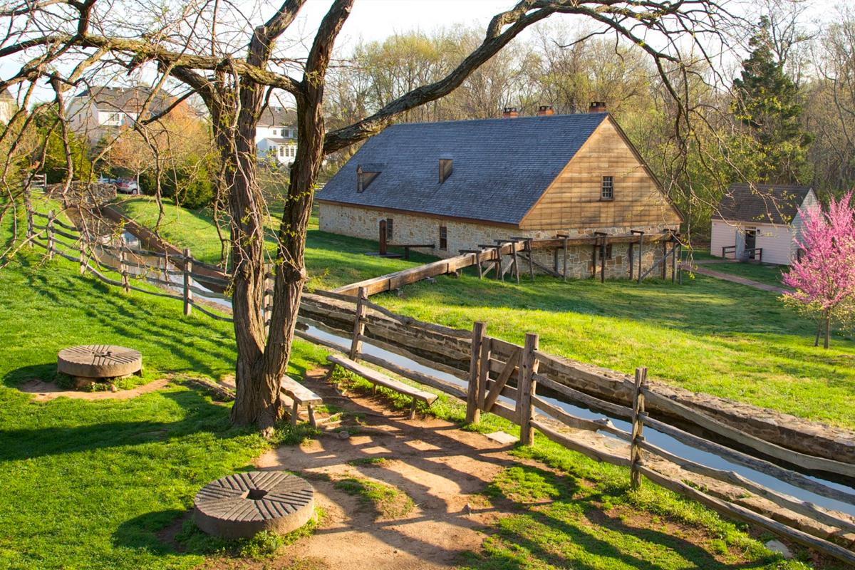 Presidents' Whiskey: Mount Vernon Distillery