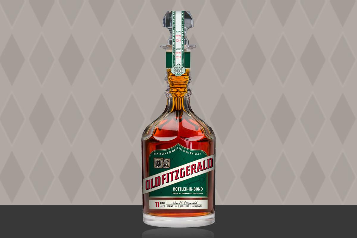 Old Fitzgerald Bottled in Bond 11 Year (Spring 2018)