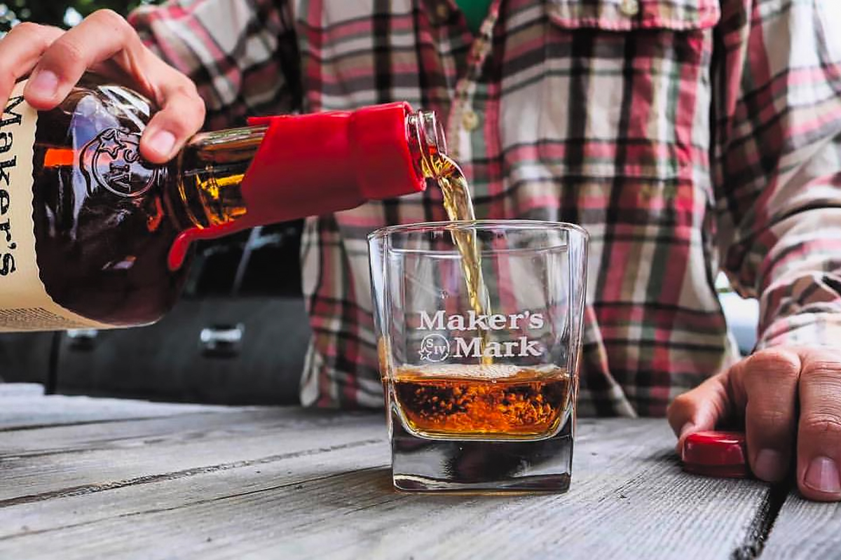 Wheat Whiskey: Maker's Mark