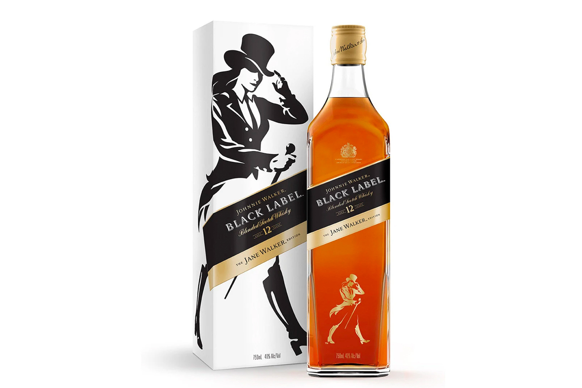 Johnnie Walker Black Label: The Jane Walker Edition