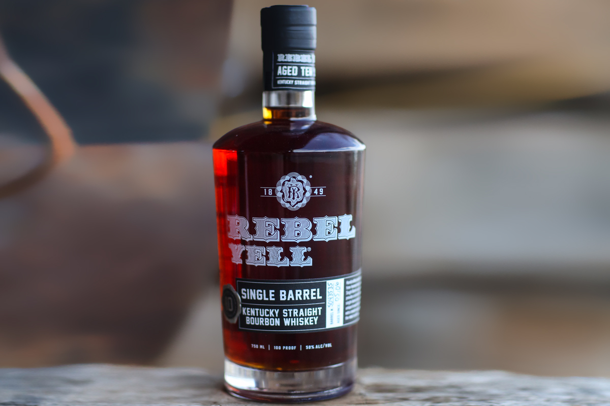 Rebel Yell Single Barrel 10 Year (2018 Batch)