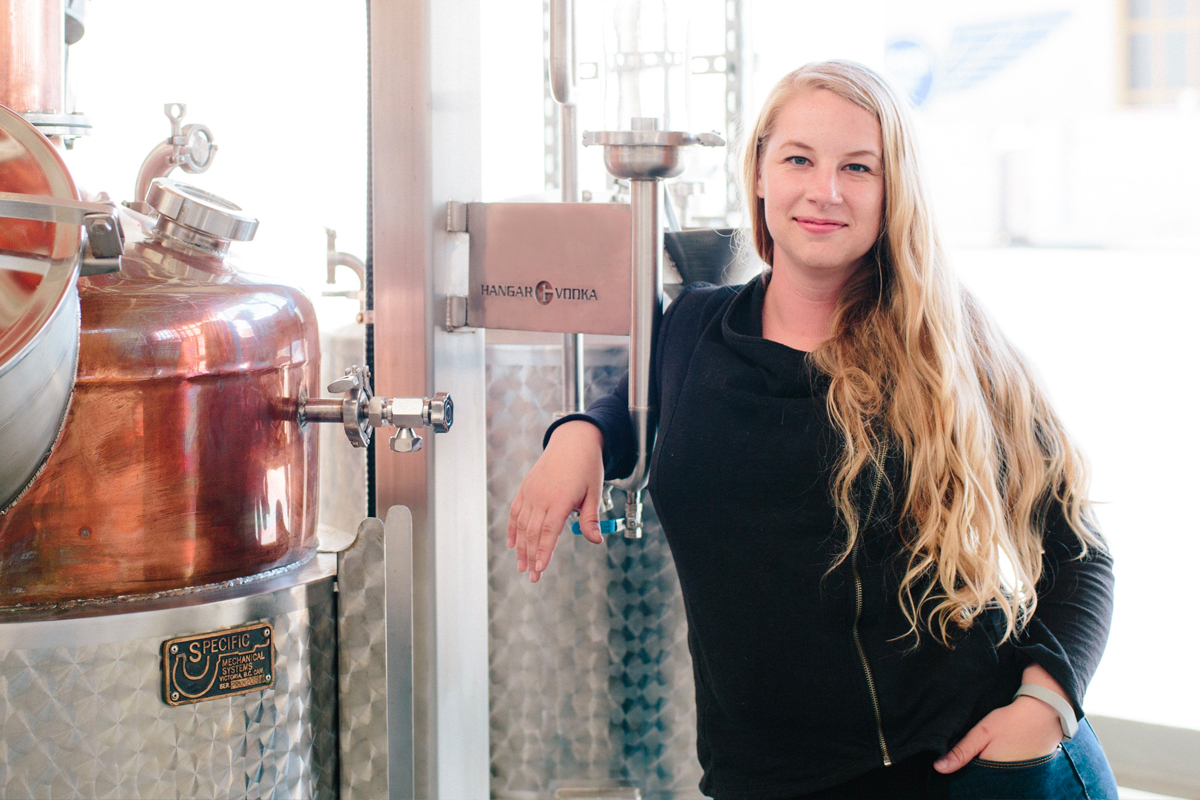 Spirits Industry Women: Caley Shoemaker