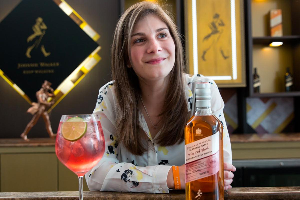 Spirits Industry Women: Aimée Gibson