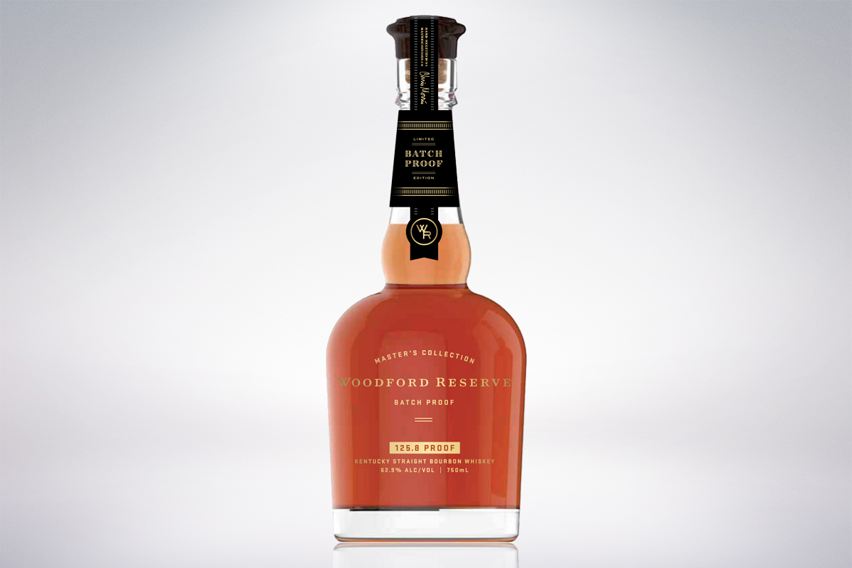 Woodford Reserve Master's Collection Batch Proof 2018
