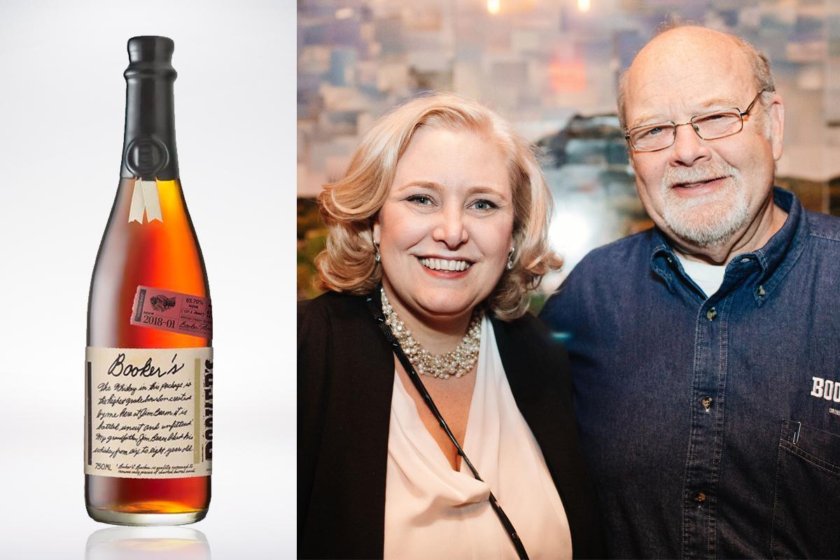 Booker's Bourbon Batch 2018-1 Kathleen's Batch
