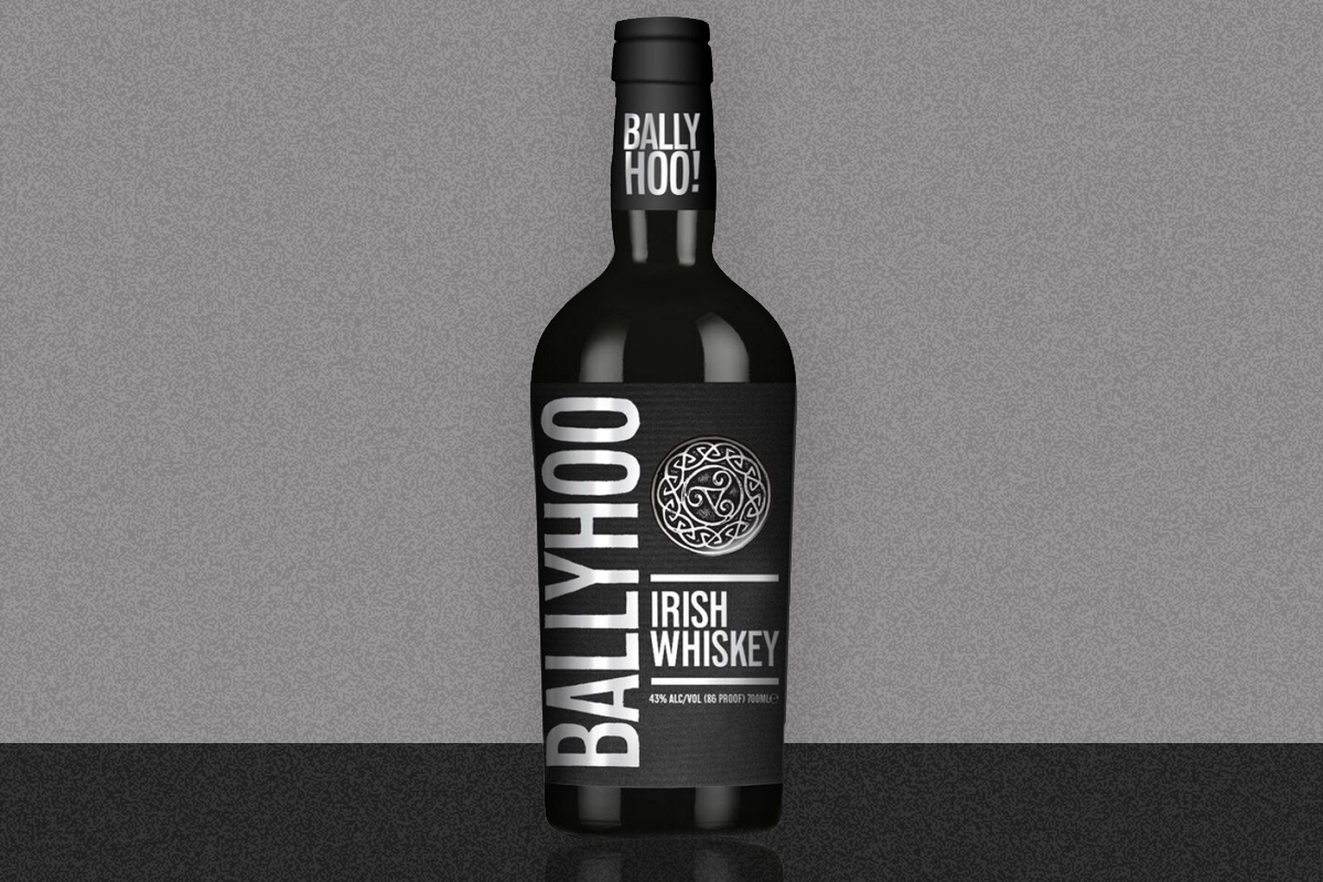 St. Patrick's Day Whiskey: Ballyhoo Irish Whiskey