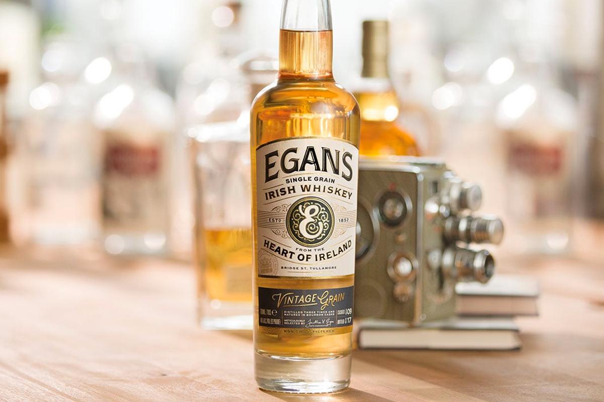 St. Patrick's Day Whiskey: Egan's Vintage Grain Single Grain