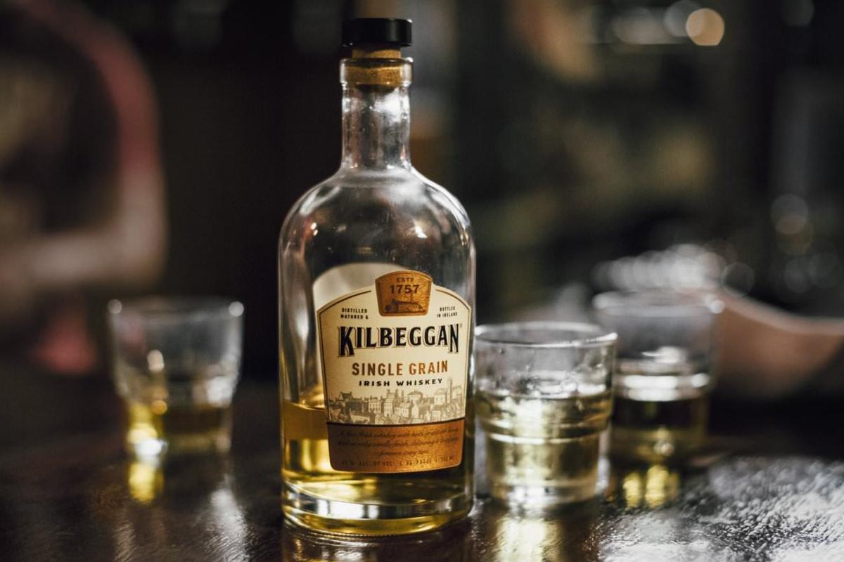 St. Patrick's Day Whiskey: Kilbeggan Single Grain
