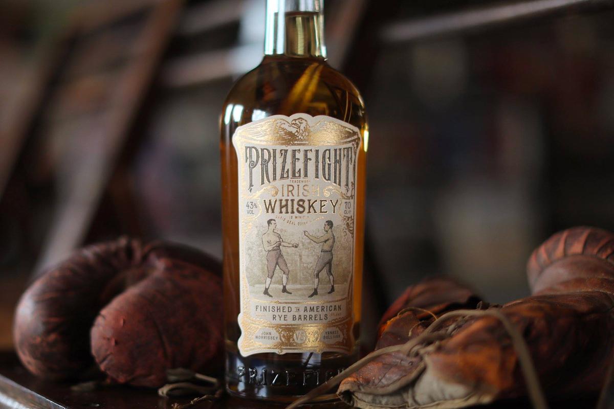 St. Patrick's Day Whiskey: Prizefight Irish Whiskey