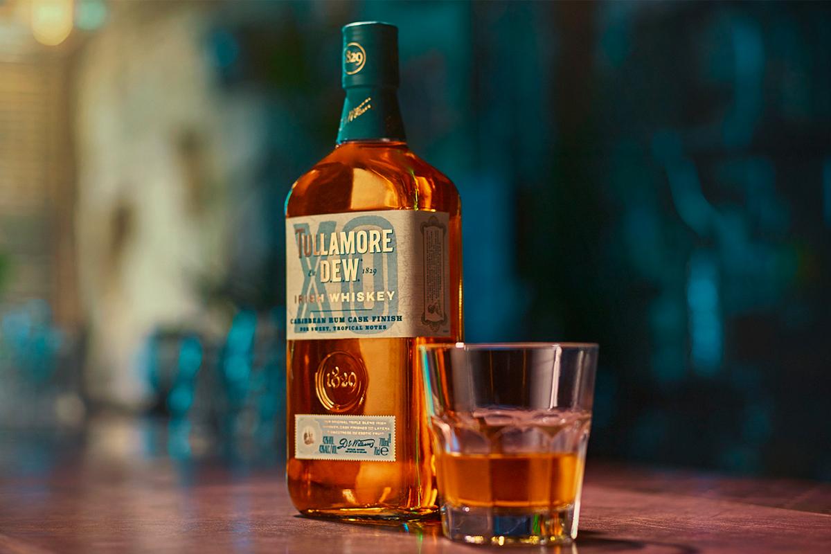 St. Patrick's Day Whiskeys: Tullamore D.E.W. XO Caribbean Rum Cask