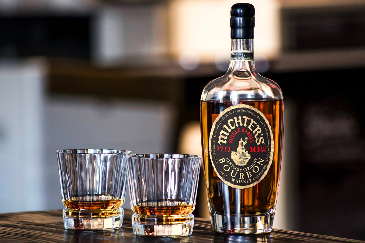 Michter's 10 Year Single Barrel Bourbon