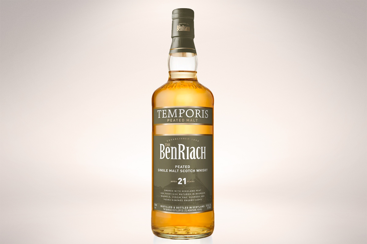 BenRiach Temporis 21 Year