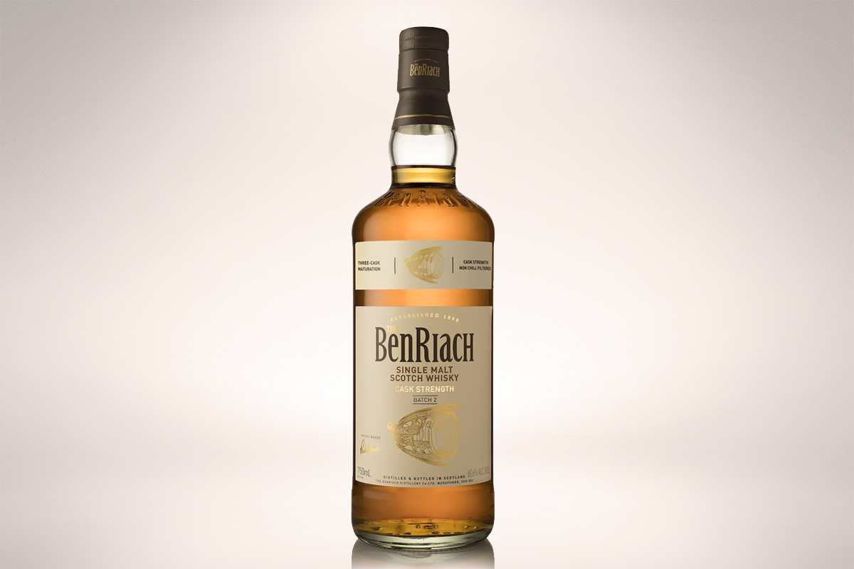 BenRiach Classic Cask Strength Batch 2