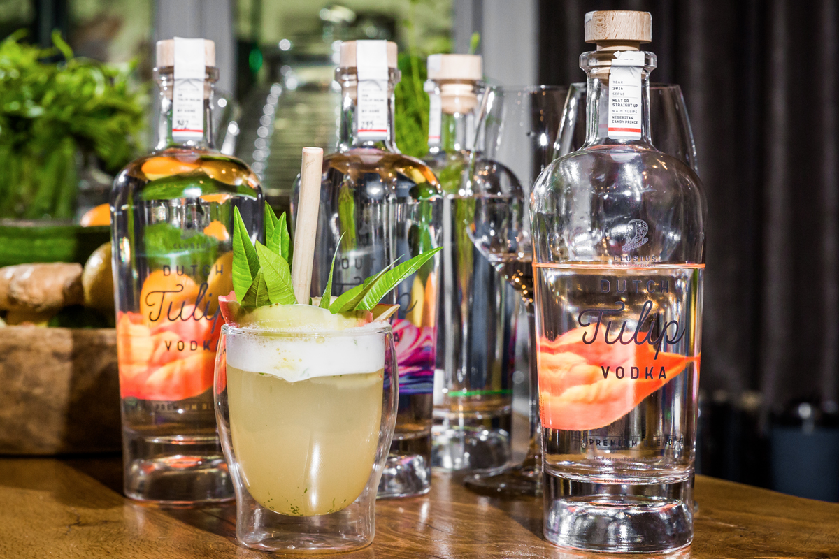 Tulip Vodka: Dutch Tulip Vodka Cocktails