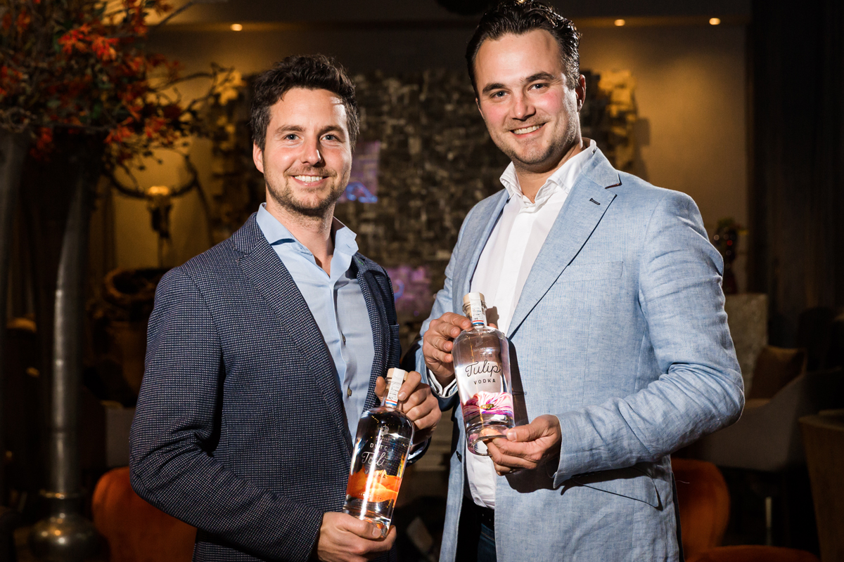 Tulip Vodka: Bart Bouter and Joris Putman