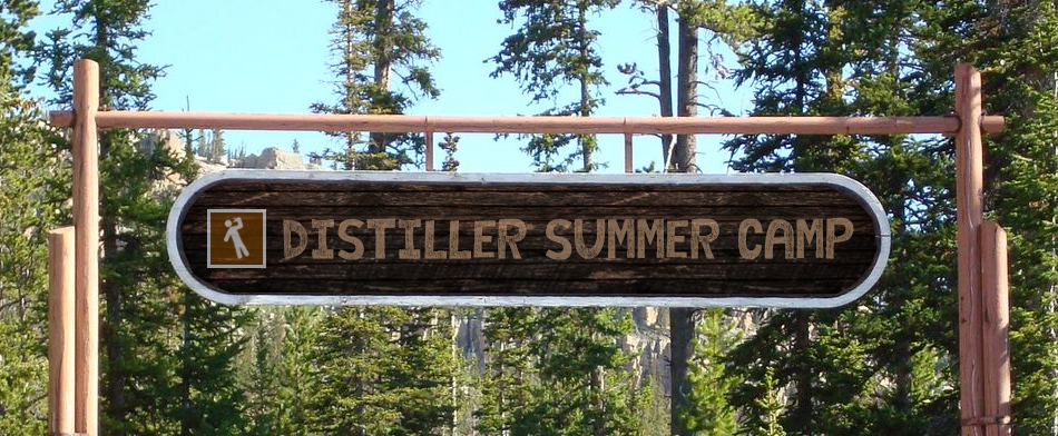 Distiller Summer Camp