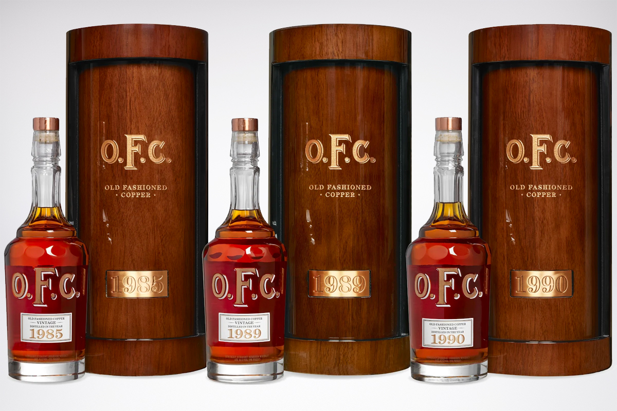 O.F.C. Vintage Bourbons