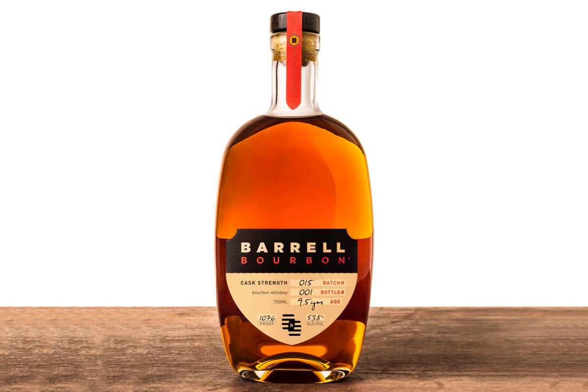 Barrell Bourbon Batch 015