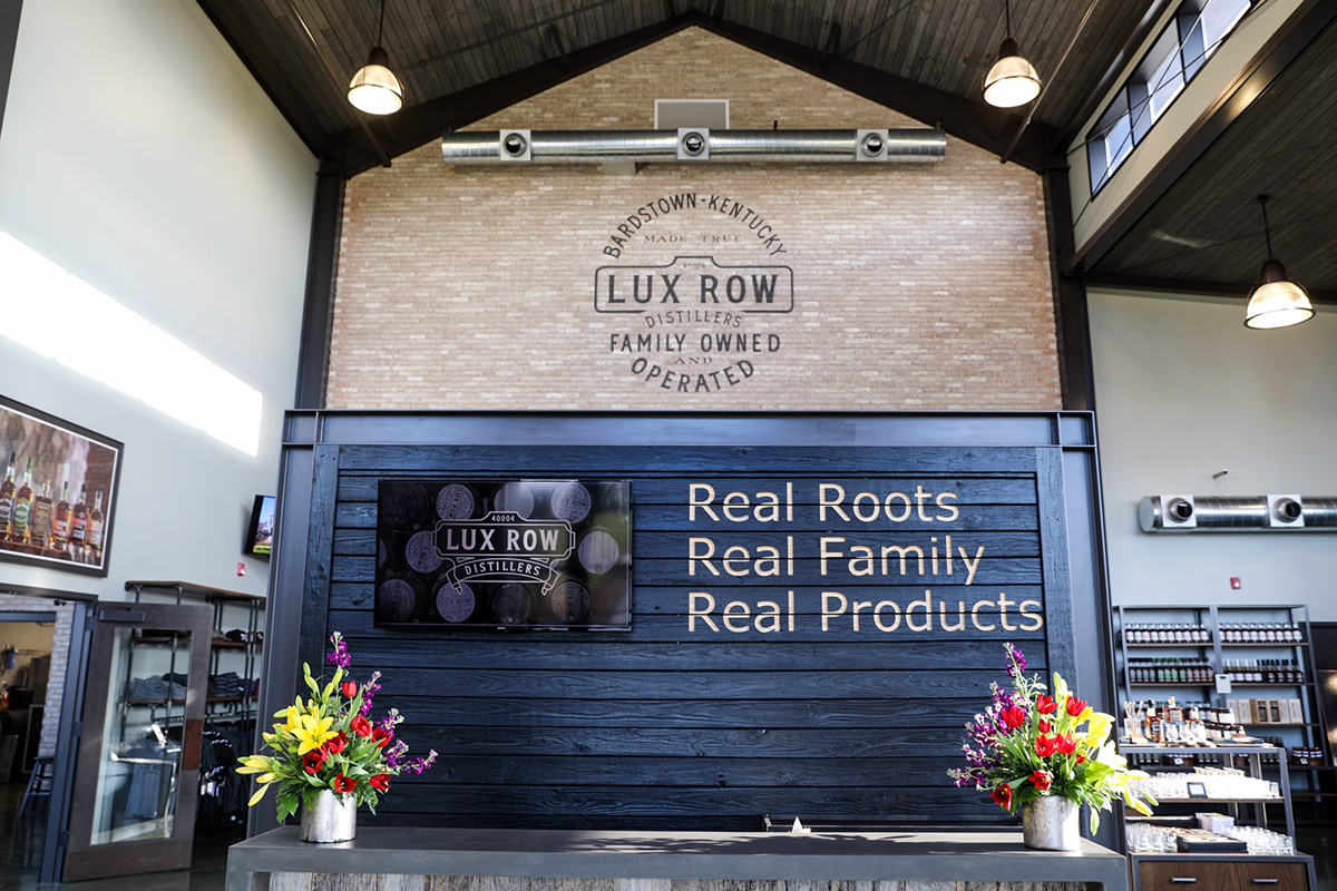 Lux Row Distillers: Inside the distillery