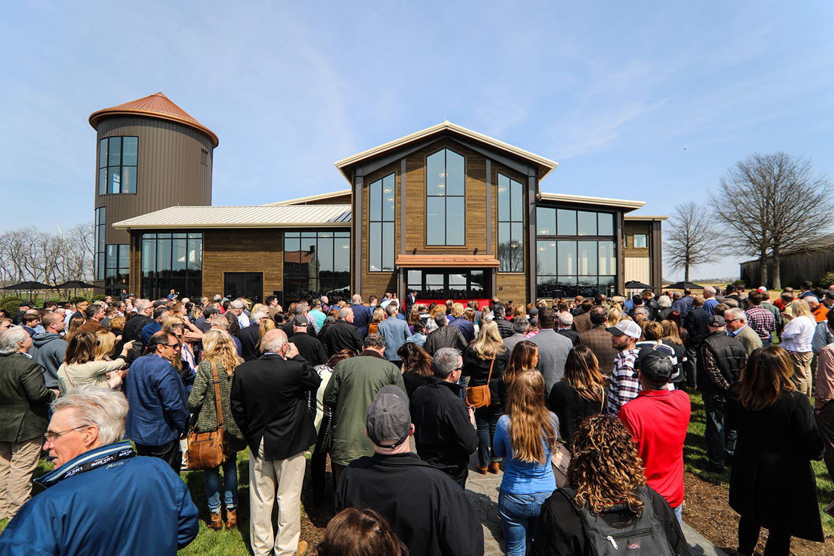 Lux Row Distillers: Lux Row Distillers Grand Opening
