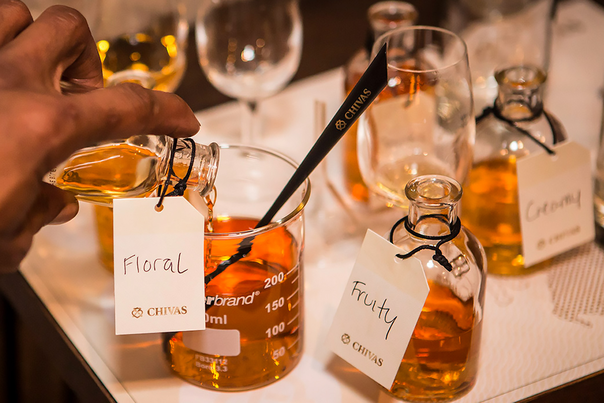 Blending Whisky: Creating a blend