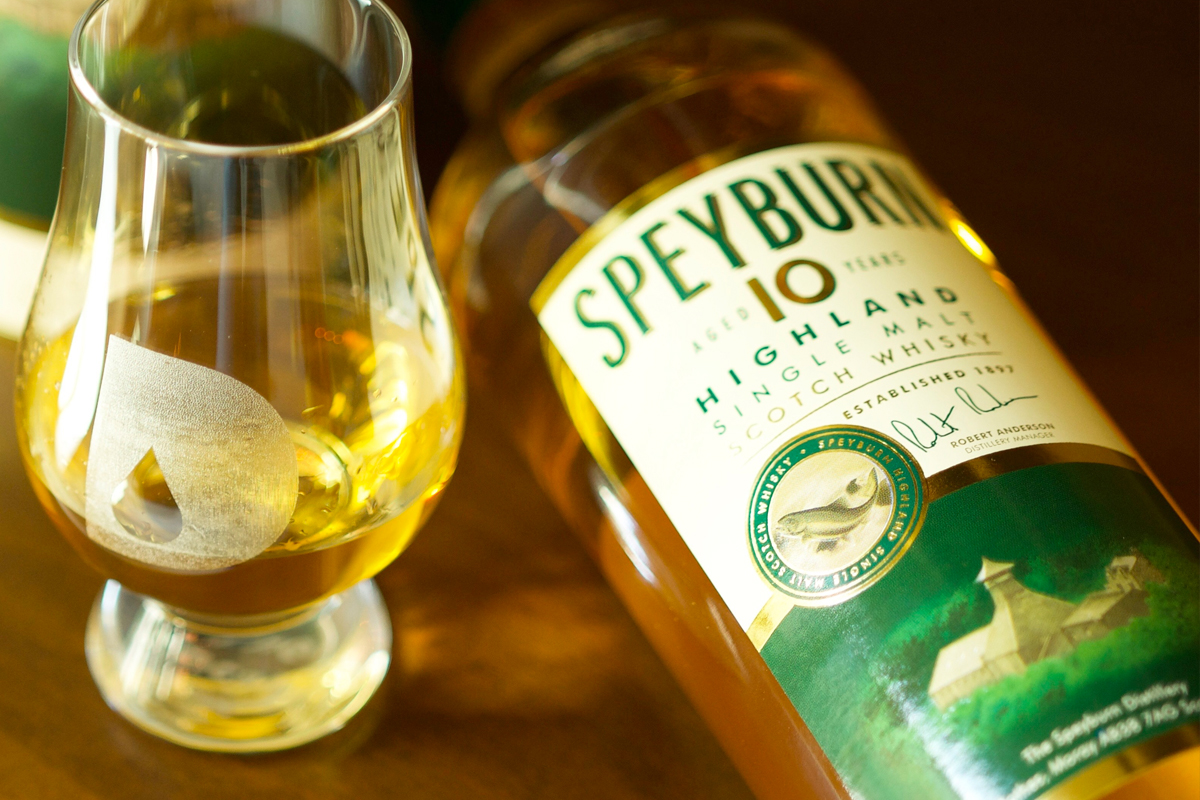 Single Malt Cocktails: Speyburn 10