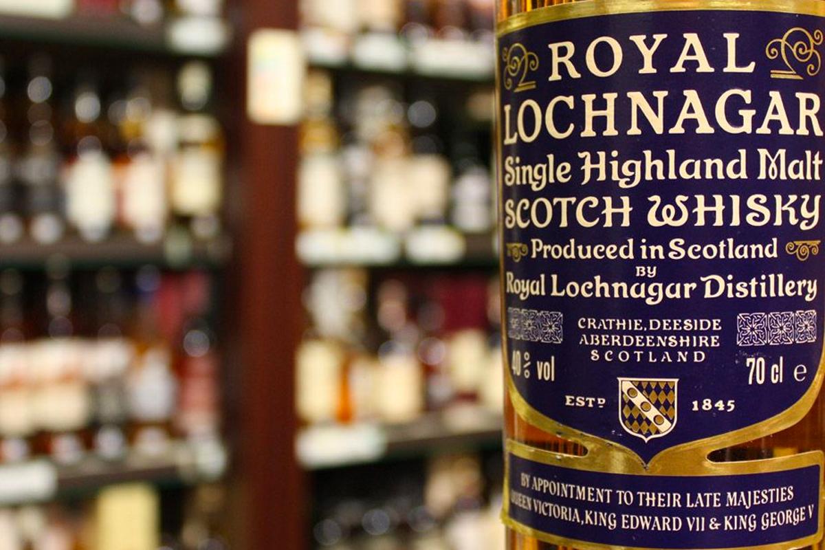 Royalty Scotch Whisky: Royal Lochnagar