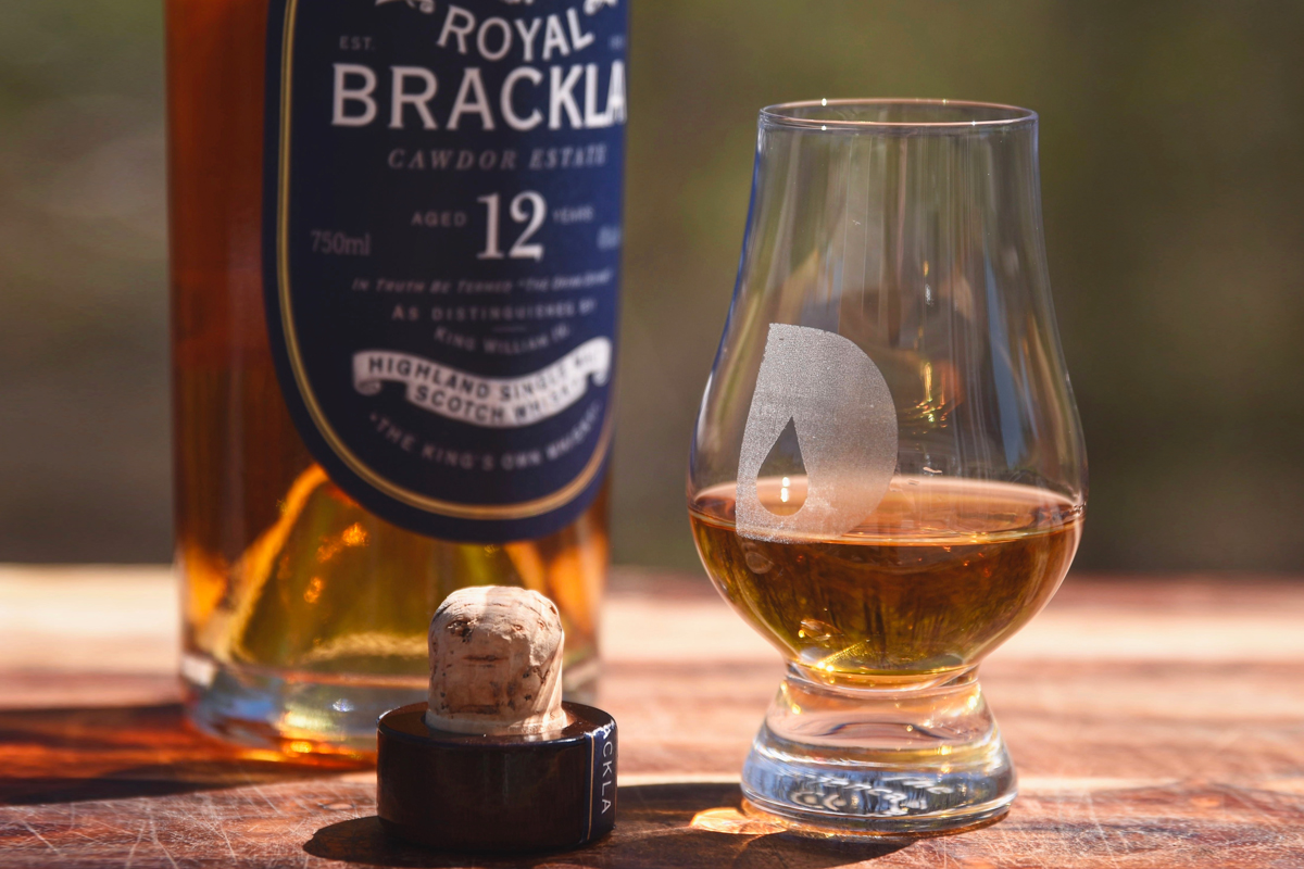 Royalty Scotch Whisky: Royal Brackla 12 Year