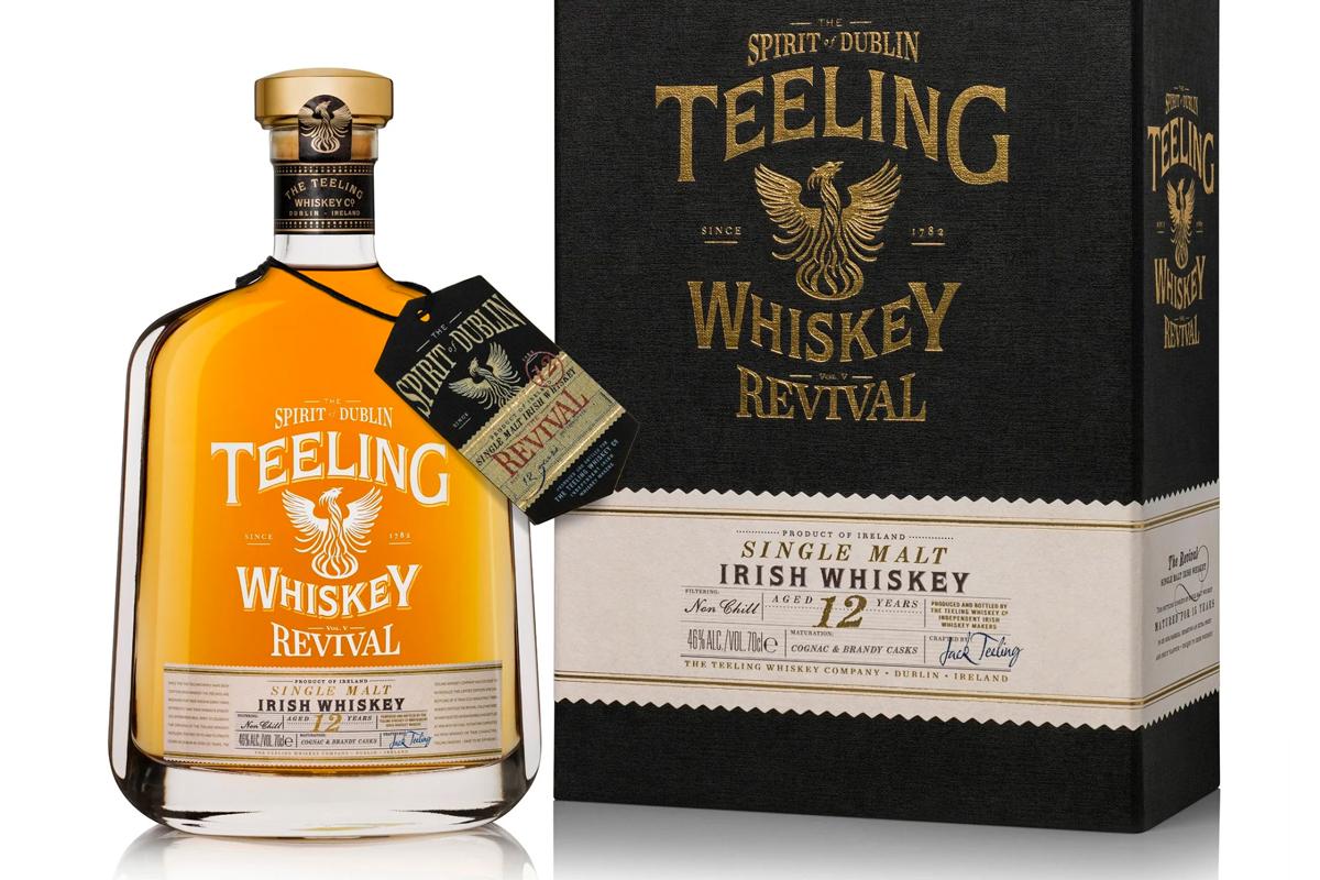 Teeling Whiskey The Revival 12 Year Single Malt (Volume V)