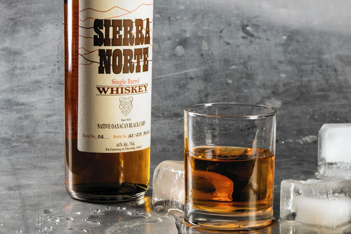 Mexican Spirits: Sierra Norte Corn Whiskey