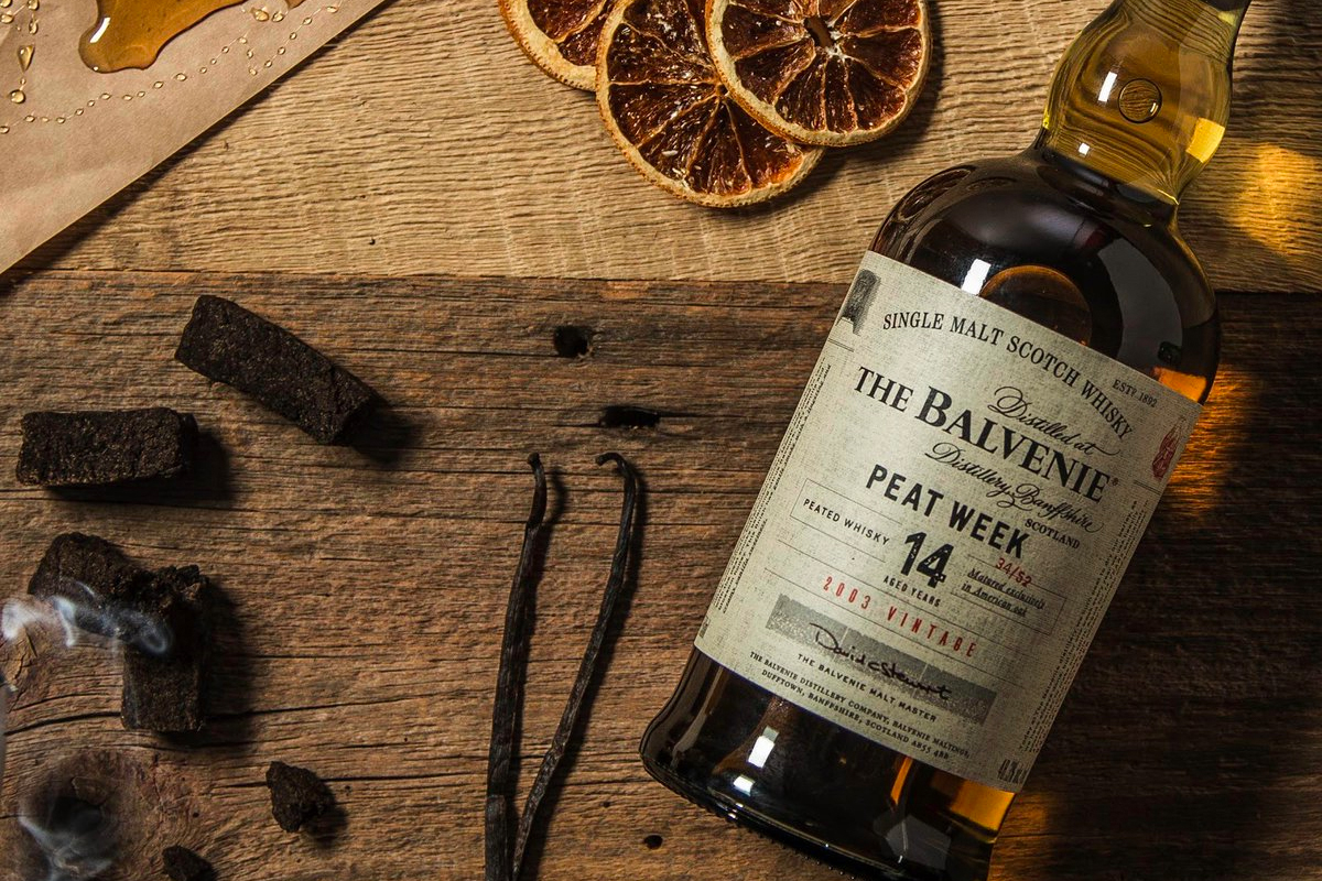 The Balvenie Peat Week 14 Year (2003 Edition)
