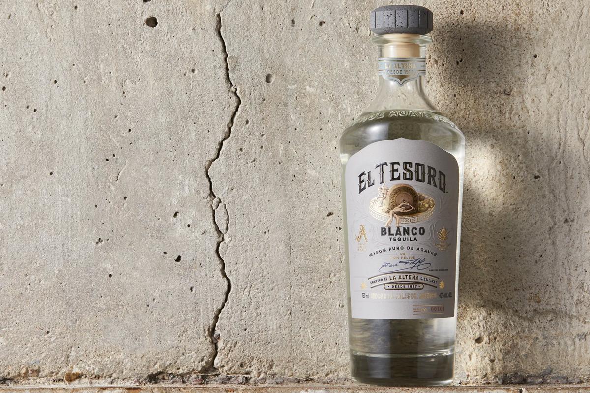 Cinco de Mayo Tequila: El Tesoro Platinum