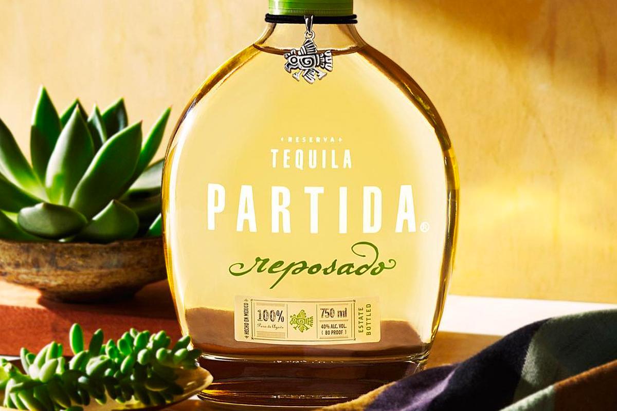 Cinco de Mayo Tequila: Partida Reposado