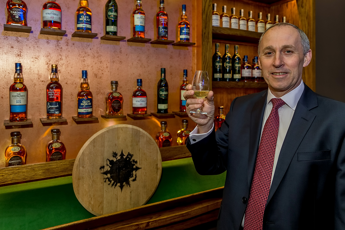 Malt Whisky Trail: James Johnston