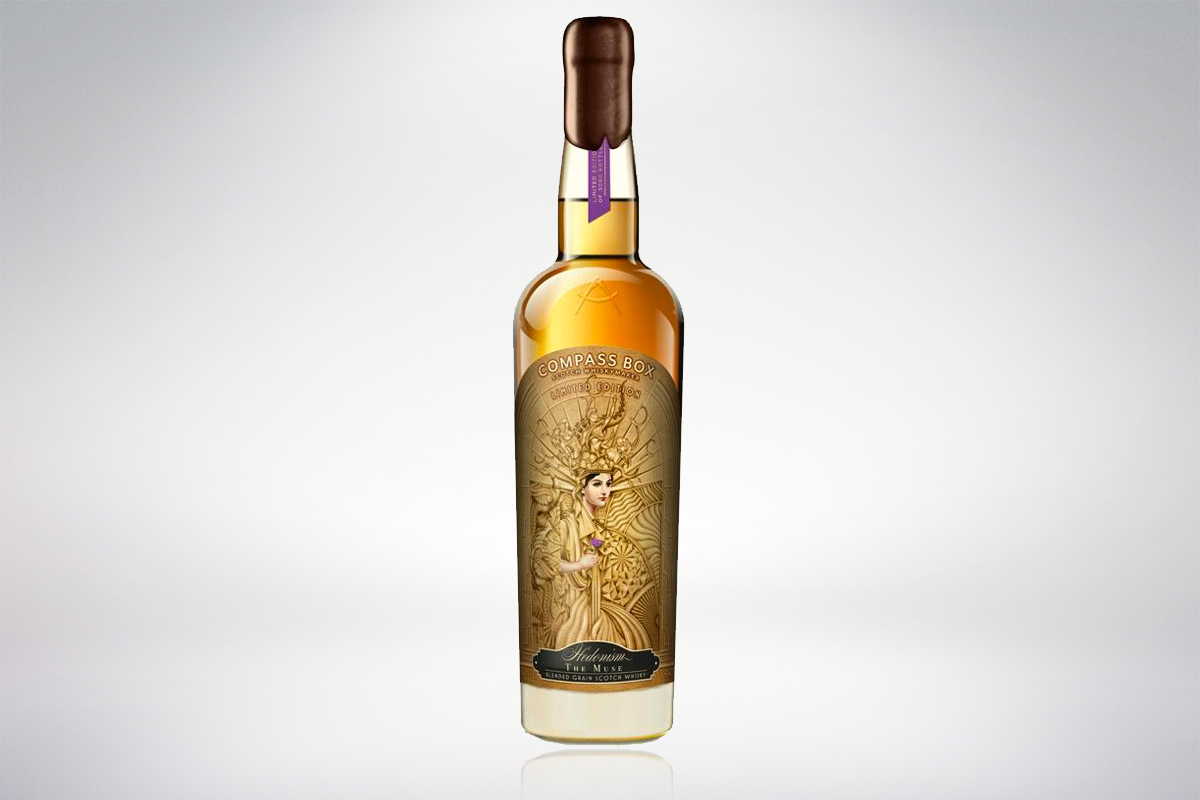 Mother's Day Gift Ideas: Compass Box Hedonism the Muse