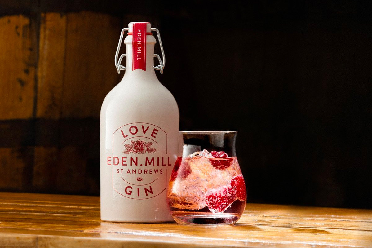 Mother's Day Gift Ideas: Eden Mill Love Gin